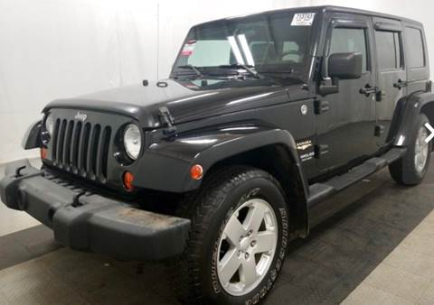 2007 Jeep Wrangler Unlimited for sale at R & R Motors in Queensbury NY