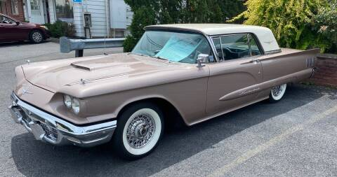 1960 Ford Thunderbird for sale at R & R Motors in Queensbury NY