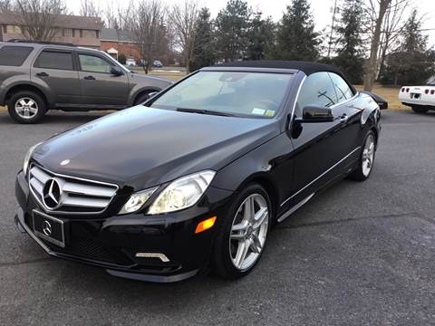 2011 Mercedes-Benz E-Class for sale at R & R Motors in Queensbury NY