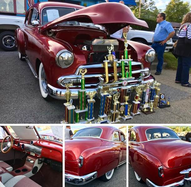 1951 Chevrolet Custom Pro Touring for sale at R & R Motors in Queensbury NY