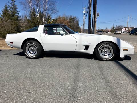 1982 Chevrolet Corvette for sale at R & R Motors in Queensbury NY