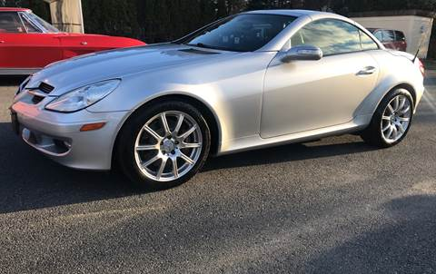 2005 Mercedes Benz Slk For Sale In Queensbury Ny