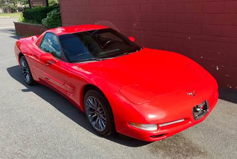 2000 Chevrolet Corvette for sale at R & R Motors in Queensbury NY