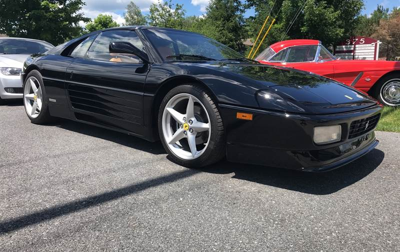 1992 Ferrari 348 for sale at R & R Motors in Queensbury NY