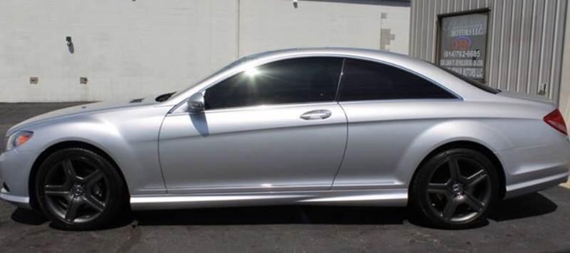 2007 Mercedes-Benz CL-Class for sale at R & R Motors in Queensbury NY