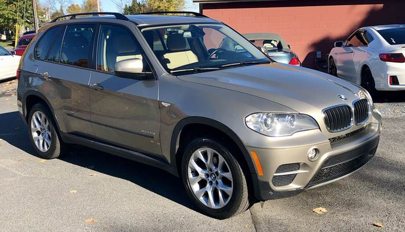 2012 BMW X5 for sale at R & R Motors in Queensbury NY