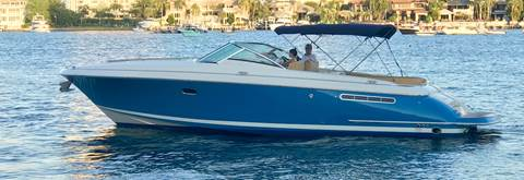 2008 Chris-Craft 36 Corsair for sale at R & R Motors in Queensbury NY