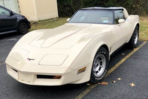 1981 Chevrolet Corvette for sale at R & R Motors in Queensbury NY