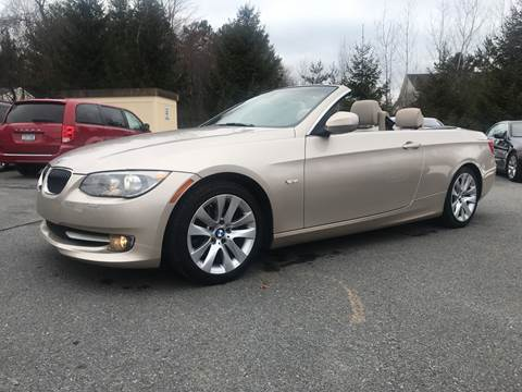2012 BMW 3 Series for sale at R & R Motors in Queensbury NY