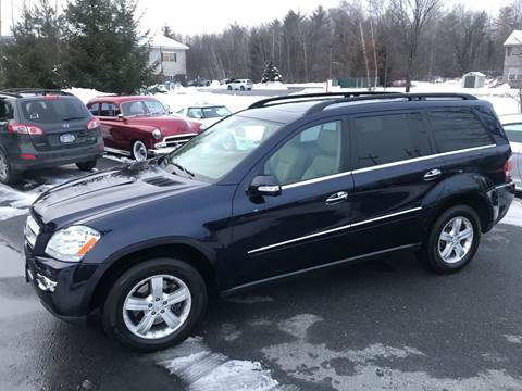 2007 Mercedes-Benz GL-Class for sale at R & R Motors in Queensbury NY
