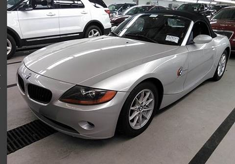 2004 BMW Z4 for sale at R & R Motors in Queensbury NY