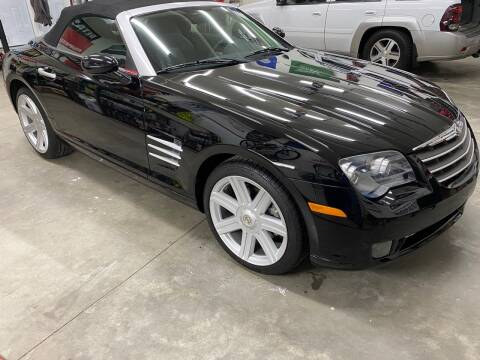 2005 Chrysler Crossfire for sale at R & R Motors in Queensbury NY