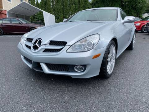 2009 Mercedes-Benz SLK for sale at R & R Motors in Queensbury NY