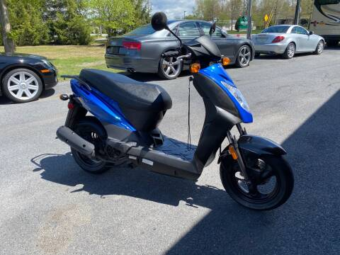 2009 Kymco Agility 125 for sale at R & R Motors in Queensbury NY
