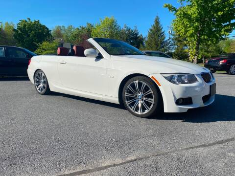 2011 BMW 3 Series for sale at R & R Motors in Queensbury NY