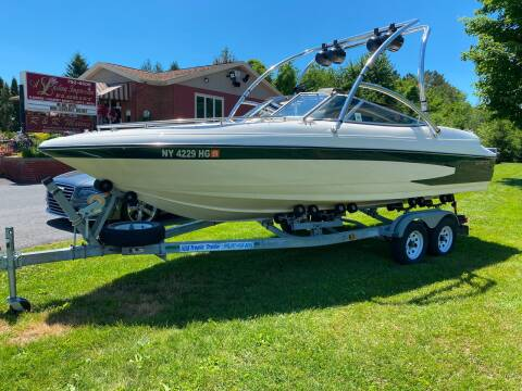 1997 Glastron GS215 for sale at R & R Motors in Queensbury NY