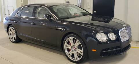2018 Bentley Flying Spur for sale at R & R Motors in Queensbury NY