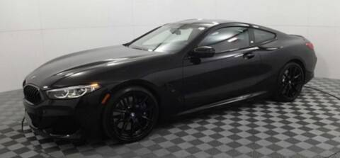2019 BMW 8 Series for sale at R & R Motors in Queensbury NY