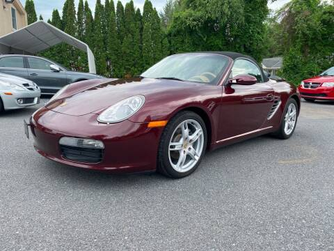 2006 Porsche Boxster for sale at R & R Motors in Queensbury NY