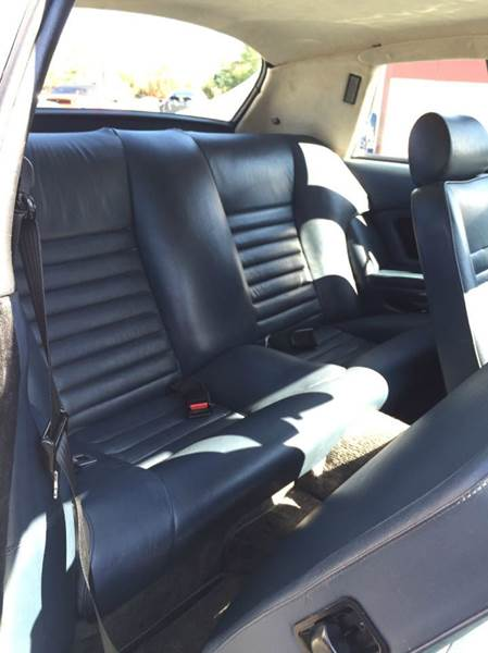 1984 Jaguar XJ-Series XJS 2dr Coupe - Queensbury NY