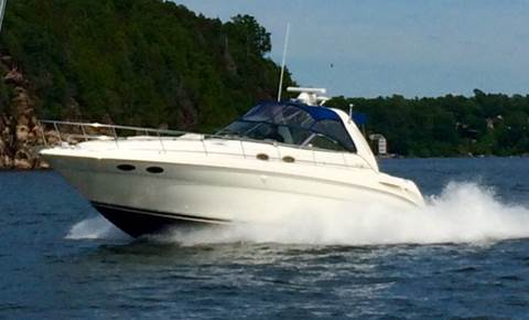 2000 Sea Ray 380 sundancer  for sale at R & R Motors in Queensbury NY