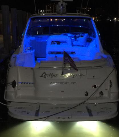 2001 Sea Ray 54 Sundancer Sundancer - Queensbury NY