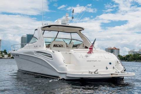 2003 Sea Ray 54 Sundancer
