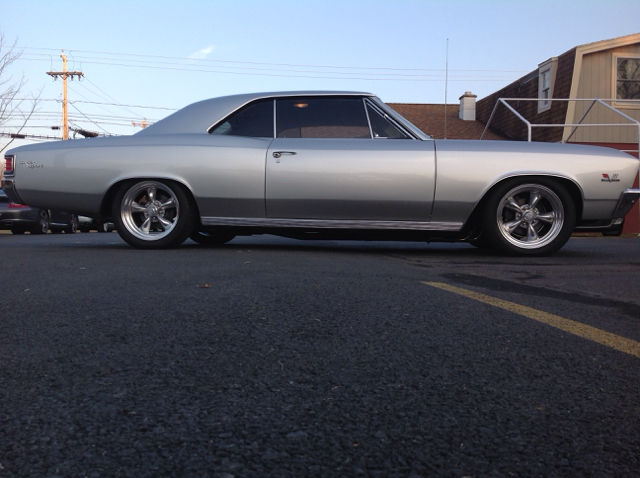 1967 Chevrolet Chevelle Ss Clone Pro Tour - Queensbury NY