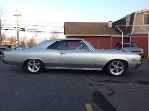 1967 Chevrolet Chevelle for sale in Queensbury, NY