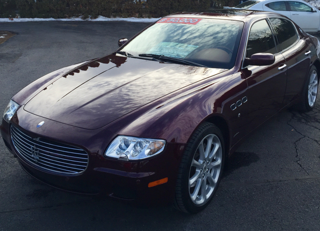 2006 Maserati Quattroporte for sale at R & R Motors in Queensbury NY