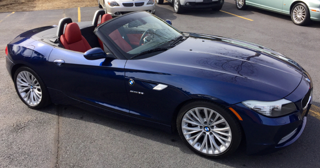 2011 Bmw Z4 sDrive35i 2dr Convertible In Queensbury NY - R & R Motors