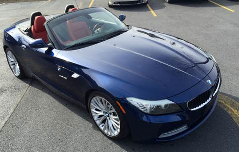 2011 BMW Z4 for sale at R & R Motors in Queensbury NY
