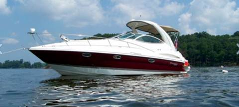2005 Cruiser Yachts 300 Express for sale at R & R Motors in Queensbury NY