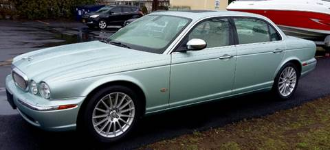 2007 Jaguar XJ-Series for sale at R & R Motors in Queensbury NY