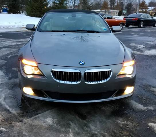 2008 BMW 6 Series 650i 2dr Convertible - Queensbury NY