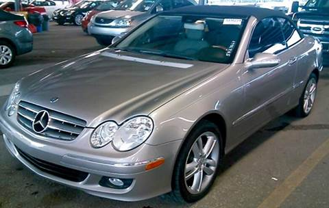 2007 Mercedes-Benz CLK for sale at R & R Motors in Queensbury NY