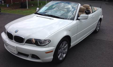 2005 BMW 3 Series for sale at R & R Motors in Queensbury NY