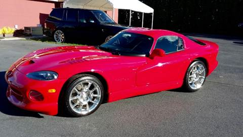 1998 Dodge Viper for sale at R & R Motors in Queensbury NY