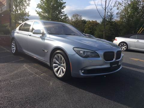2011 BMW 7 Series for sale at R & R Motors in Queensbury NY