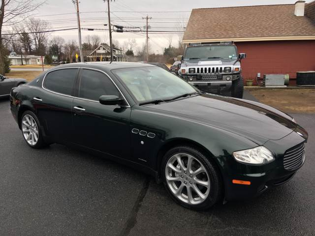 2005 Maserati Quattroporte for sale at R & R Motors in Queensbury NY