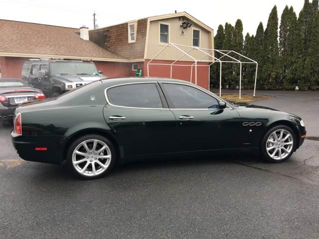 2005 Maserati Quattroporte 4dr Sedan - Queensbury NY