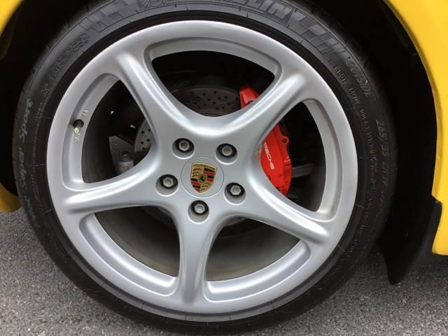 2006 Porsche Boxster S 2dr Convertible - Queensbury NY