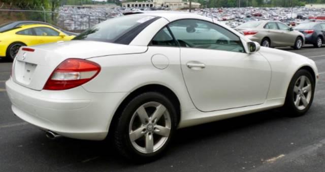 2008 Mercedes-Benz SLK SLK 280 2dr Convertible - Queensbury NY