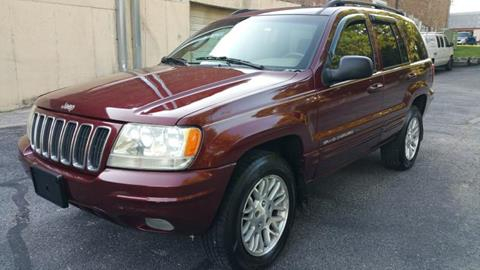 2003 Jeep Grand Cherokee for sale in Kansas City, MO
