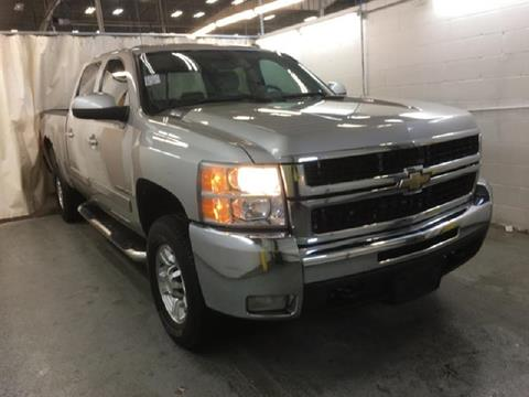 2007 Chevrolet Silverado 2500HD for sale in Kansas City, MO