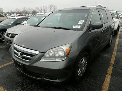 2007 Honda Odyssey for sale in Kansas City, MO
