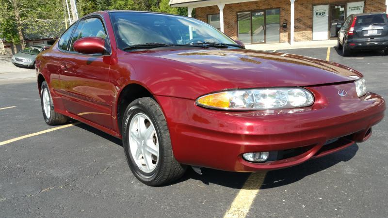 2002 Oldsmobile Alero GL 2dr Coupe w/1SB - Kansas City MO