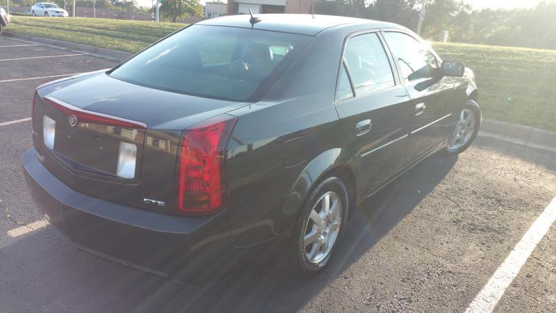 2005 Cadillac CTS 2.8 4dr Sedan - Kansas City MO