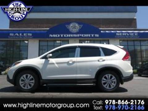 2014 Honda CR-V for sale in Lowell, MA