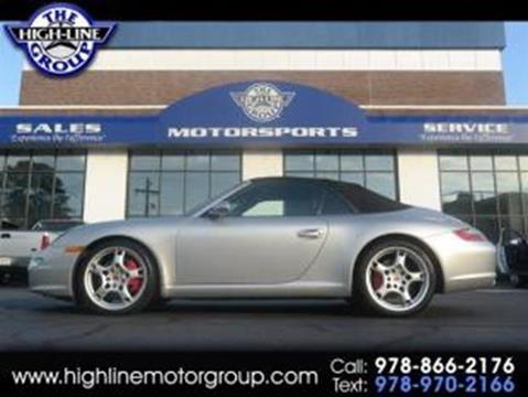 2008 Porsche 911 for sale in Lowell, MA